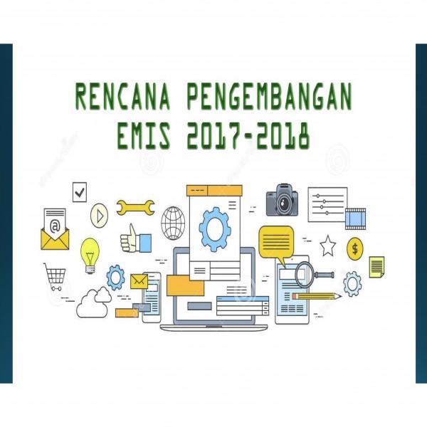 Model Updating EMIS Tahun Pelajaran 2017/2018