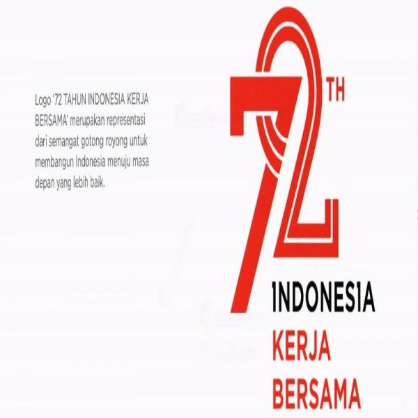 Surat Edaran Peringatan HUT Proklamasi Kemerdekaan ke-72 Republik Indonesia Tahun 2017